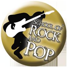 School of Rock & Pop Logo